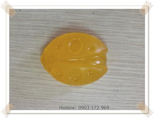 Quà tặng từ phôi xà phòng hình bọ cánh cam
