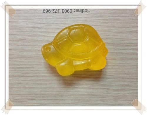 Quà tặng handmade từ phôi xà phòng hình con rùa