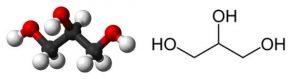 Cấu tạo Glycerin (Glycerol)