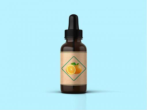 Tinh dầu Cam ngọt (Sweet Orange Essential Oil) làm xà phòng handmade được nhập khẩu trực tiếp từ Nam Mỹ