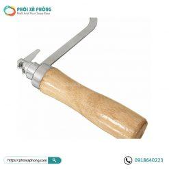 Dao Cắt Xà Phòng Bằng Dây - 2 Dây Thép Không Rỉ (2 Loaf Wire String Soap/Candle/Wax Cutter Saw)